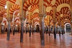 Bosque-columnas-Mezquita-Córdoba