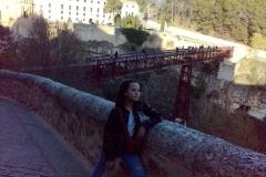Marina y el puente de San Pablo
