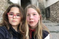 Andrea y Alexandra